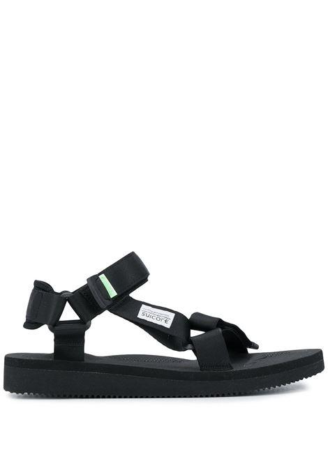Suicoke depa cab sandals man black SUICOKE | Sandals | 0G-022CAB001