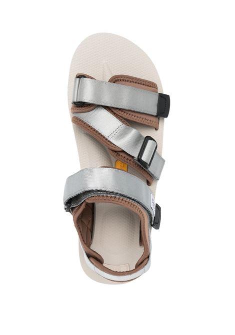 Kisee Sandals Beige Man SUICOKE | Sandals | OG-044V122