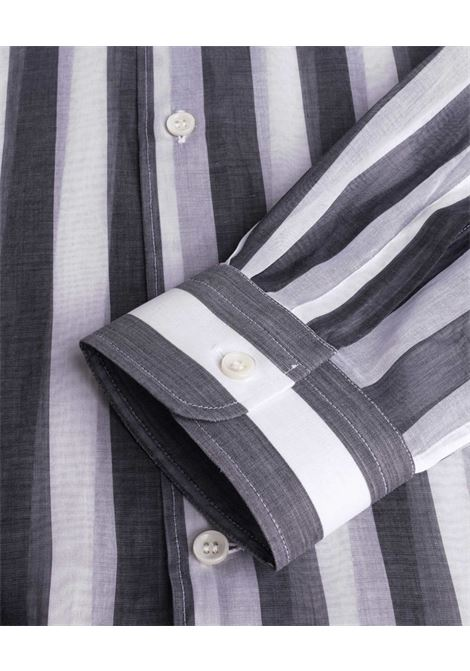 STRIPED SHIRT SUNFLOWER | Shirts | 1087999