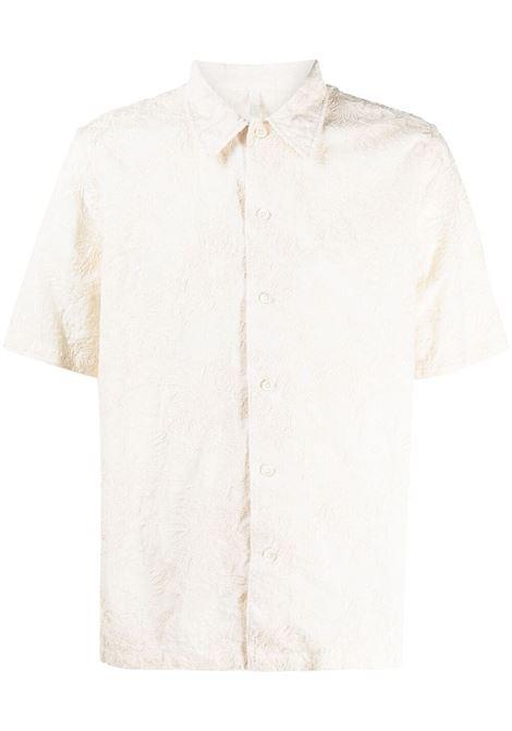 CAMICIA A MANICHE CORTE SUNFLOWER | Shirts | 1098010