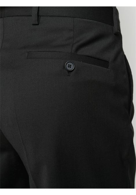SOFT STRAIGHT TROUSERS SUNFLOWER | Trousers | 4014-1999