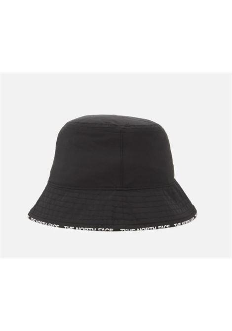 The North Face cappello con logo uomo nero THE NORTH FACE | Cappelli | NF0A3VVKJK31