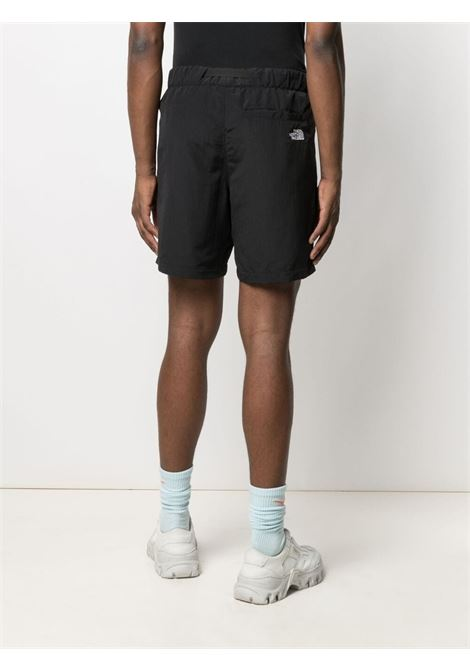 The North Face logo patch man black THE NORTH FACE | Shorts | NF0A4T21JK31