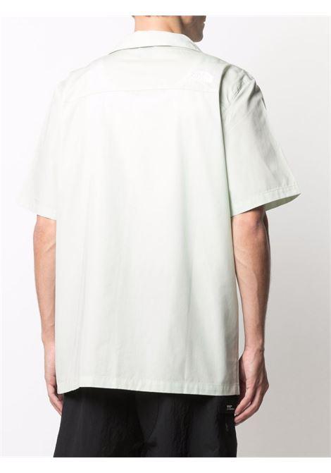 Camicia Black Box Bianca in Cotone Uomo THE NORTH FACE | Camicie | NF0A4T23V391