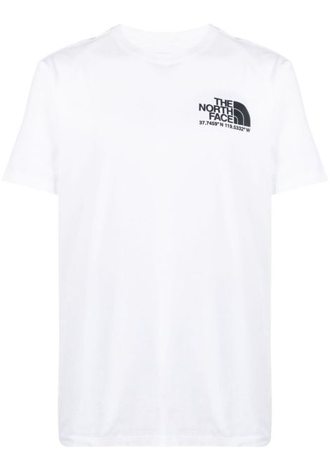 LOGO T-SHIRT THE NORTH FACE | T-shirts | NF0A52Y8FN41