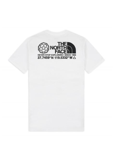 The North Face t-shirt logo uomo THE NORTH FACE | T-shirt | NF0A52Y8FN41