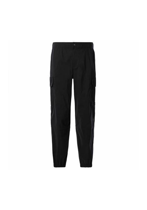 The North Face pantaloni cargo uomo nero THE NORTH FACE | Pantaloni | NF0A52ZZJK31