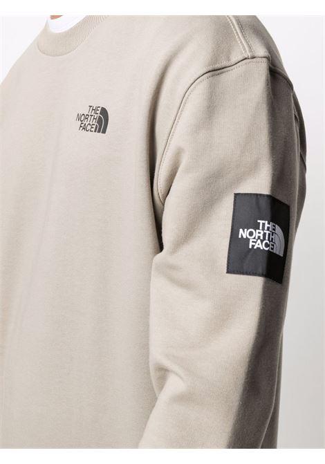 The North Face felpe uomo grigio THE NORTH FACE | Felpe | NF0A557GVQ81