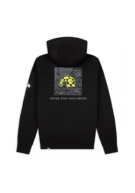 LOGO SWEATSHIRT THE NORTH FACE | Sweatshirts | NF0A557HJK31