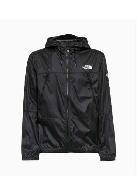 The North Face giacca a vento uomo nero THE NORTH FACE | Giacche | NF0A55BRJK31