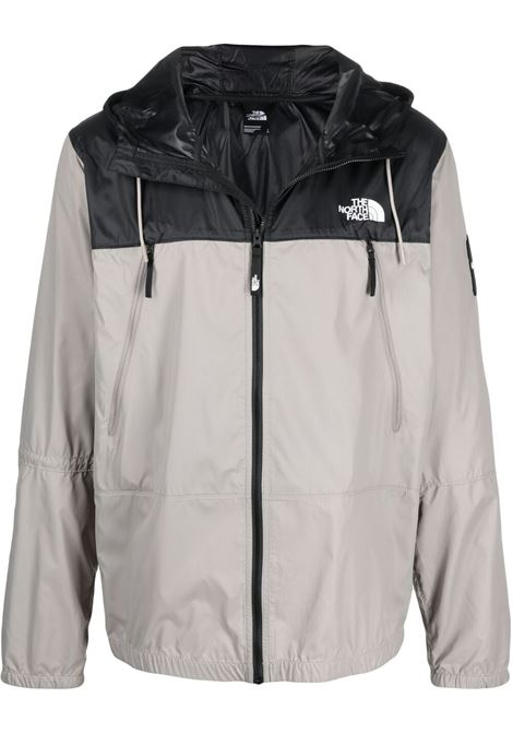 The North Face giacca con cappuccio uomo bicolore THE NORTH FACE | Giacche | NF0A55BRVQ81