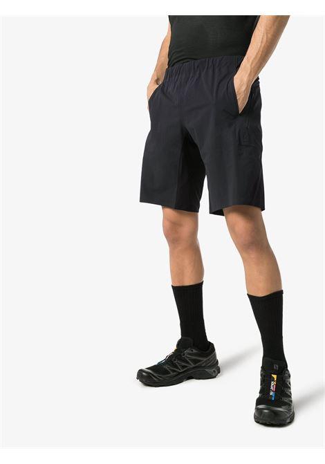 Veilance pantaloncino secant comp uomo VEILANCE | Bermuda | 23117BLK