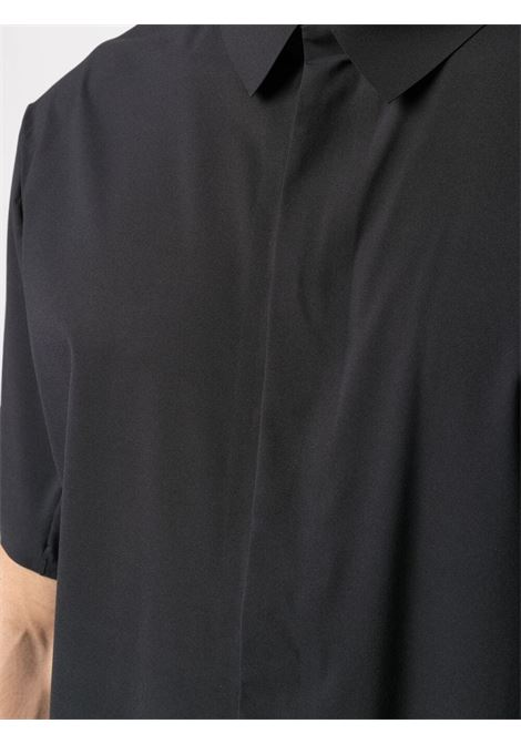 COLLAR SHIRT  VEILANCE | Shirts | 26977BLACK