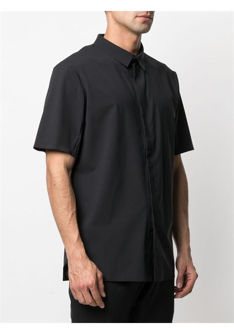 COLLAR SHIRT  VEILANCE | Shirts | 26977BLACK