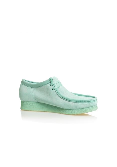 Clarks original wallabee man CLARKS | Laced Shoes | 158500MINT