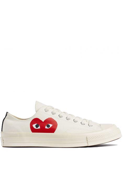 Comme des Garçons play sneakers unisex COMME DES GARÇONS PLAY X CONVERSE | Sneakers | P1K1112
