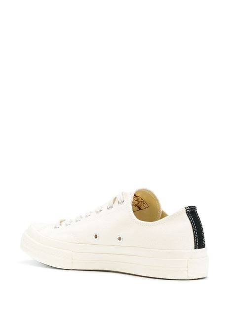 Comme Des Garçons Play sneakers play uomo COMME DES GARÇONS PLAY X CONVERSE | Sneakers | P1K1112