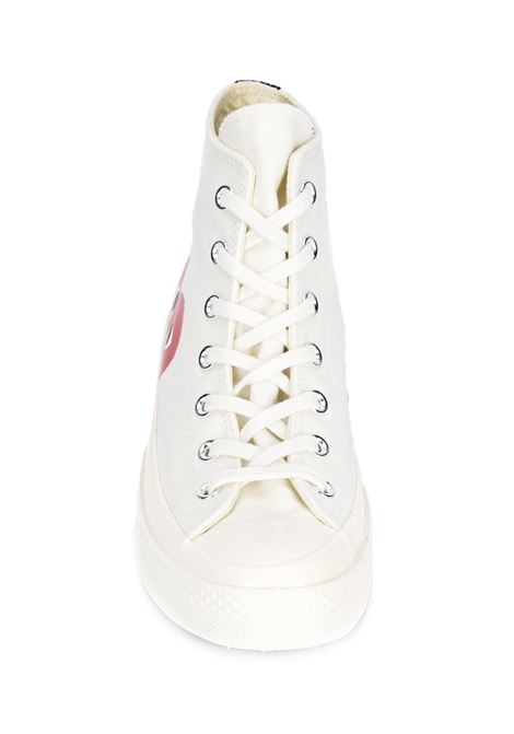 PLAY SNEAKERS  COMME DES GARÇONS PLAY X CONVERSE | Sneakers | P1K1122
