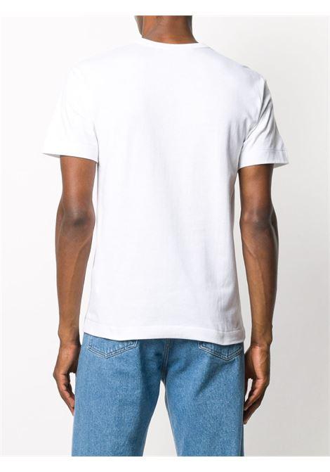 Comme Des Garçons Play t-shirt play uomo COMME DES GARÇONS PLAY | T-shirt | P1T0861