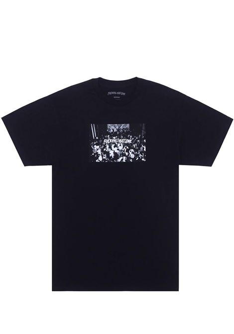 club tee uomo nera in cotone FUCKING AWESOME | T-shirt | P707078BLACK