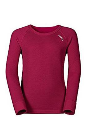 ODLO WARM KIDS MAGLIA BASELAYER ODLO | 5032303 | 1045932200