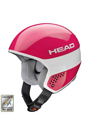 HEAD STIVOT RACE YOUTH CARBON PINK HEAD | 5032250 | 328014