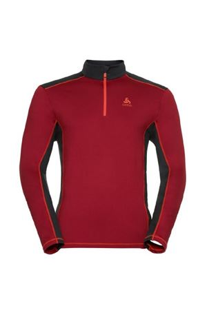 ODLO MIDLAYER 1/2 ZIP STEEZE ODLO | 5032238 | 22227230326