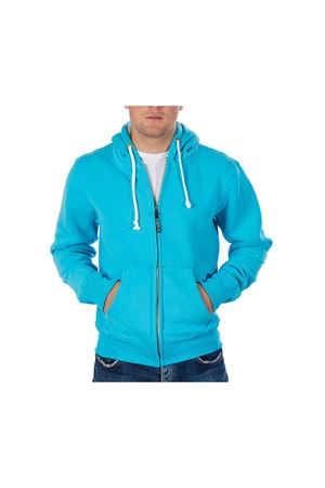 PODHIO FELPA AUTHENTIC 360 UOMO SNOW WASHED ZIP E CAPP. PODHIO | -108764232 | PD005D37