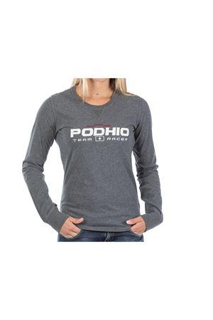 PODHIO  T-SHIRT MANICA LUNGA GIROCOLLO DONNA PODHIO | 8 | PD014D334