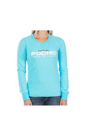 PODHIO  T-SHIRT MANICA LUNGA GIROCOLLO DONNA PODHIO | 8 | PD014D37