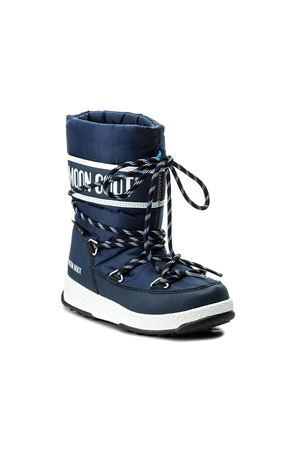 MOON BOOT W.E. JR BOY SPORT WP (36-38) MOON BOOT | 5032309 | 34051300+002