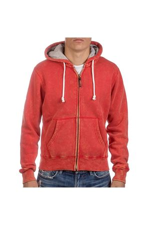 PODHIO FELPA AUTHENTIC 360 UOMO SNOW WASHED ZIP E CAPP. PODHIO | -108764232 | PD005D38