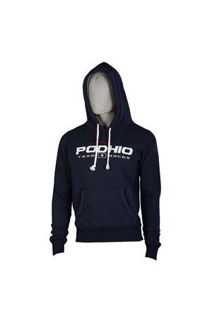 PODHIO FELPA BIG CON CAPPUCCIO E MARSUPIO JUNIOR PODHIO | -108764232 | PD010J22