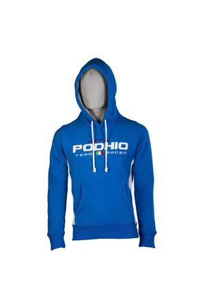 PODHIO FELPA BIG CON CAPPUCCIO E MARSUPIO JUNIOR PODHIO | -108764232 | PD010J27