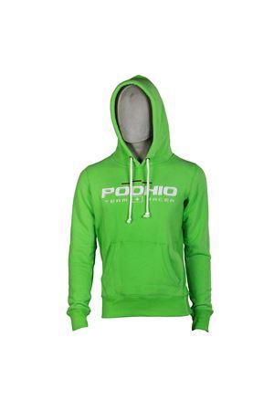 PODHIO FELPA BIG CON CAPPUCCIO E MARSUPIO JUNIOR PODHIO | -108764232 | PD010J322