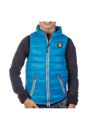 PODHIO GILET IN OVATTA DOWN IMITATION JUNIOR PODHIO | 38 | PD06827