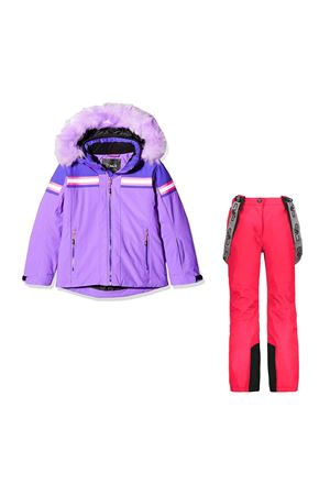 CMP completo GIRL SNAPS HOOD CMP | 42 | 39W1985COMH310