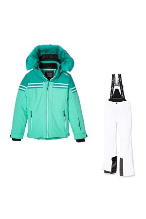 CMP completo GIRL SNAPS HOOD CMP | 42 | 39W1985FCOMPE560