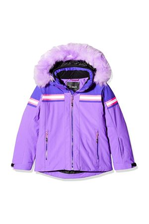 CMP GIRL JACKET SNAPS HOOD CMP | 3 | 39W1985FH310