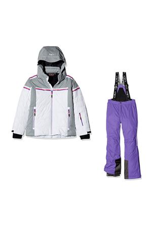 CMP completo GIRL SNAPS HOOD CMP | 42 | 39W2115COMA001