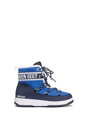 MOON BOOT JR BOY MID WP MOON BOOT | 5032309 | 34051200002