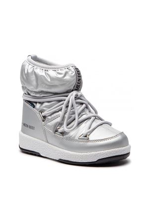 MOON BOOT JR GIRL LOW NYLON WP (30-35) MOON BOOT | 5032309 | 34051800002