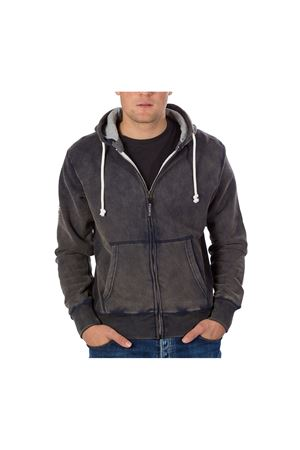 PODHIO FELPA AUTHENTIC 360 UOMO SNOW WASHED ZIP E CAPP. PODHIO | -108764232 | PD005D22