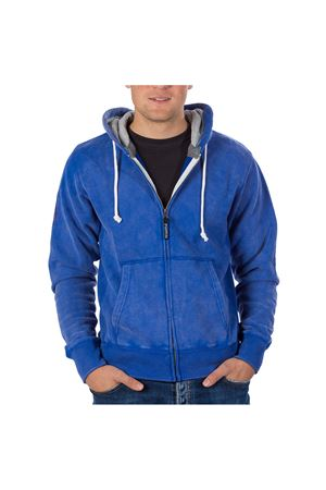 PODHIO FELPA AUTHENTIC 360 UOMO SNOW WASHED ZIP E CAPP. PODHIO | -108764232 | PD005D50