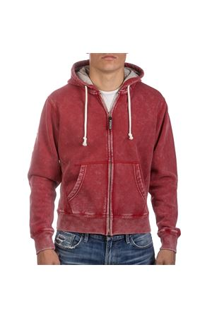 PODHIO FELPA AUTHENTIC 360 UOMO SNOW WASHED ZIP E CAPP. PODHIO | -108764232 | PD005D52