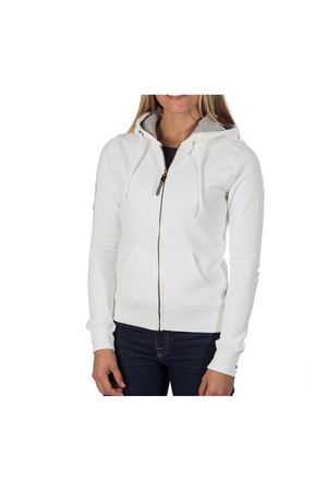 PODHIO FELPA AUTHENTIC 360 DONNA CON ZIP E CAPPUCCIO PODHIO | -108764232 | PD00623