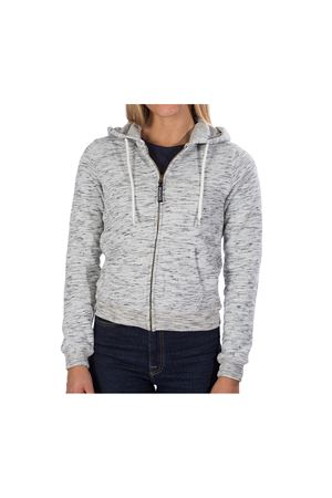 PODHIO FELPA AUTHENTIC 360 DONNA CON ZIP E CAPPUCCIO PODHIO | -108764232 | PD006280