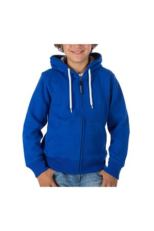 PODHIO FELPA AUTHENTIC 360 JUNIOR CON ZIP E CAPPUCCIO PODHIO | -108764232 | PD00750