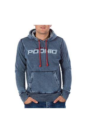 PODHIO  FELPA AUTHENTIC 360 UNISEX STONE WASHED PODHIO | -108764232 | PD010DJ22J