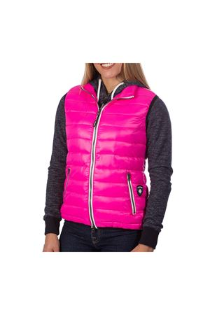 PODHIO GILET IN OVATTA DOWN IMITATION DONNA PODHIO | 38 | PD06281